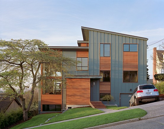 Exterior inspiration the renovation diaries for Post modern house